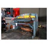 Manual Shear Machine