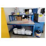 Industrial Lab Work Bench