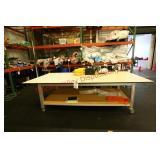 Heavy duty Industrial Custom Work Bench