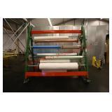 Industrial Reel Rack