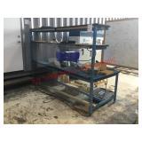 Lab Table and Racks