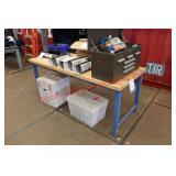 (3) Medium Duty Adjustable Storage Rack