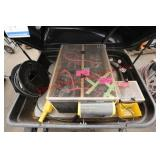 Battery Power Pack on Portable Trailer (ASK KENNET