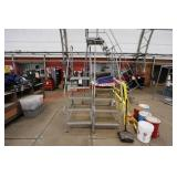 (2) Cotterman Portable Staircases