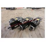 (3) Motors