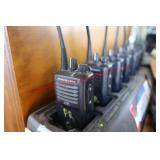 (11) Walkie Talkies with Charging Station