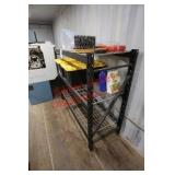 Shelving Unit with (2) Skilsaws