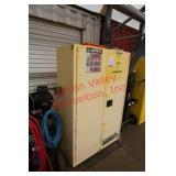 Justrite Storage Cabinet