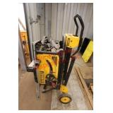 DeWalt Table Saw with Stand