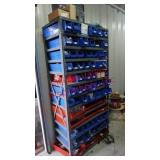 Small Parts Storage Rack