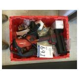 Hammer Drill And Accessories