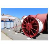 Large Steel Spools