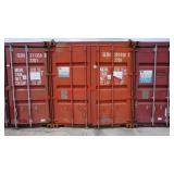 Shipping Container with Content