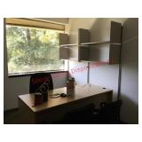 Office Furniture with Shelves
