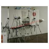 Aluminum Display Stands