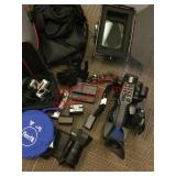 Sony Camera in Carrying Bag