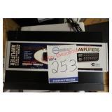 Composite A/V Distribution Amplifier & Replacement