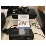 Epson Moverio Smart Glasses, NEC LED Projector, So