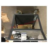 Metal Service Cart