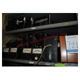 Various Volt/Amp & Current Meters