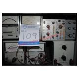 Various Meters, Samplers and Wave Generator