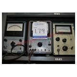 Various Current Meters