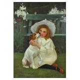 WILLIAM HENRY GORE (English, fl.1880-1916)
