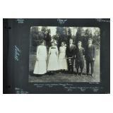 (300+) MOUNTED PHOTOS, 1910-1920