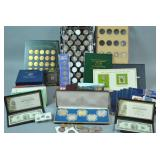 LARGE & VARIED US NUMISMATIC COLLECTION
