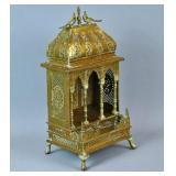 VINGATE BRASS ALTAR SHRINE