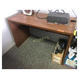 Wood Desk - 36 x 18 x 23