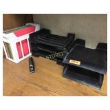 File Trays, Stapeler, Folders, Etc.
