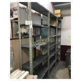 Section of Dexion Racking - 36 x 12 x 84