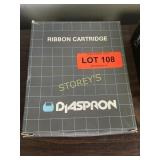 Diaspron Ribbon Cartridge