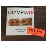 Olympia Liftoff Correction Tape