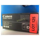 Box of Canon IR-50II Ink Ribbon Cassettes