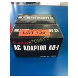 2 Canon AC Adapters - AD-1