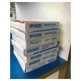7 Boxes of Swintec Correctable Film Ribbons
