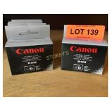 5 Boxes of Canon IR-50II Ink Ribbons
