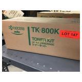 Kyocera Mita TK-800K Toner Kit