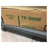 Kyocera Mita TK-806M Toner Kit