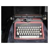 Oylmpia Manual Typewriter w/ Case