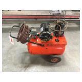 Portable Air Compressor - 1/2hp