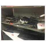 Shelf of Scrap Metal