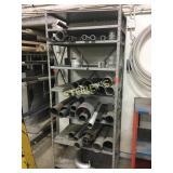 8 Shelf Adjustable Dexion Rack - 36 x 24 x 87