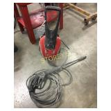 Red Electric Power Washer