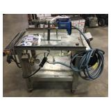 Wegener Portable Extrusion Welding Outfit