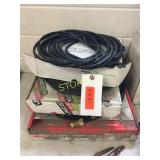 Asst Welding Wire, Cables, Accessories