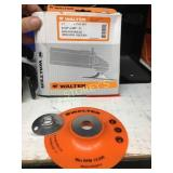Box of 10 Walter Backing Pad for Sanding Discs