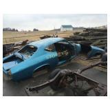 Blue Car Body - no ownership
